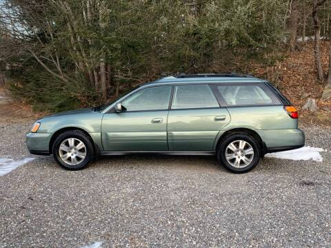 2004 Subaru Outback for sale at Top Notch Auto & Truck Sales in Gilmanton NH