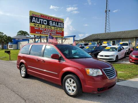 2010 Chrysler Town and Country for sale at Mox Motors in Port Charlotte FL