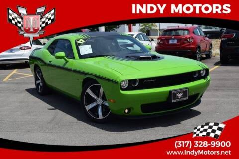 2017 Dodge Challenger for sale at Indy Motors Inc in Indianapolis IN