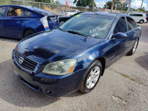 2005 Nissan Altima for sale at Advance Import in Tampa FL