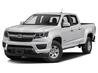 2017 Chevrolet Colorado for sale at Carros Usados Fresno in Fresno CA