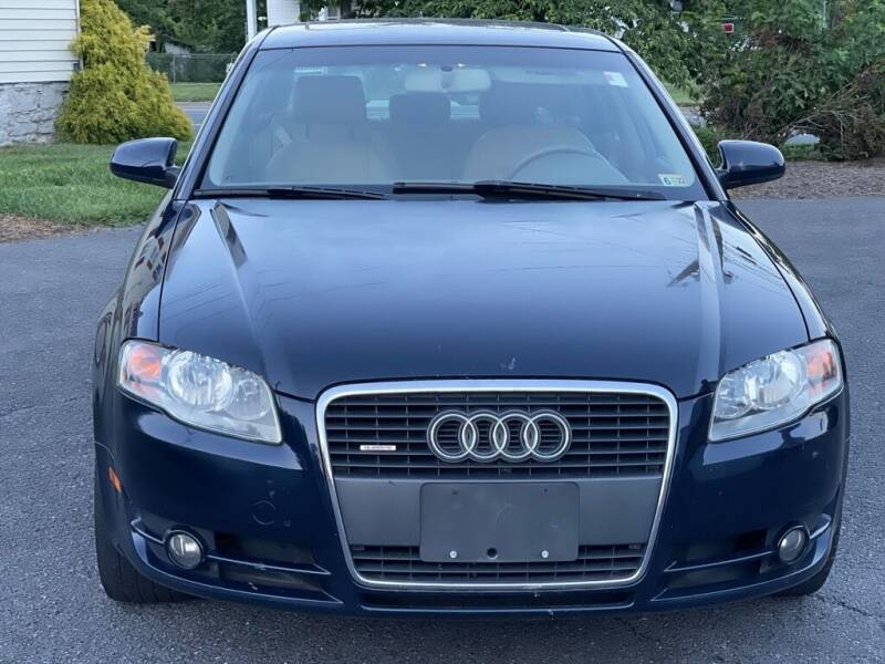 2006 Audi A4 for sale at MZ Auto - Stephens City in Stephens City VA