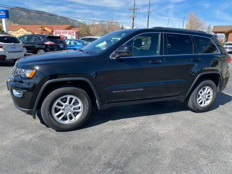 2020 Jeep Grand Cherokee for sale at Salida Auto Sales in Salida CO