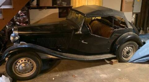 1953 MG TD for sale at Vintage Car Collector in Glendale CA