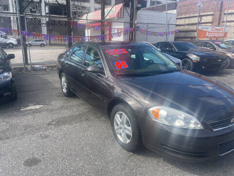 2008 Chevrolet Impala for sale at AUTO DEALS UNLIMITED in Philadelphia PA