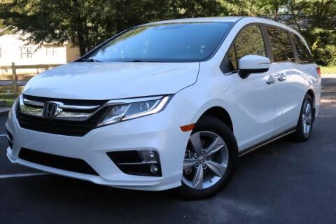 2019 Honda Odyssey for sale at RC Auto Brokers, LLC in Marietta GA