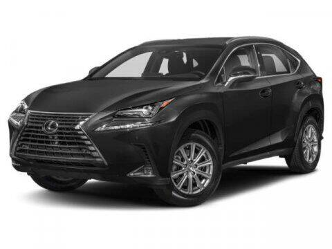 2018 Lexus NX 300 for sale at DAVID McDAVID HONDA OF IRVING in Irving TX