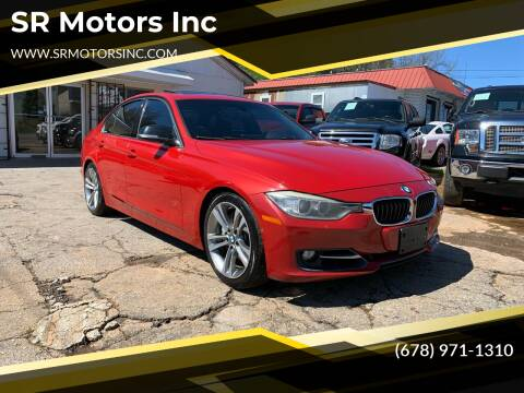 2012 BMW 3 Series for sale at SR Motors Inc in Gainesville GA
