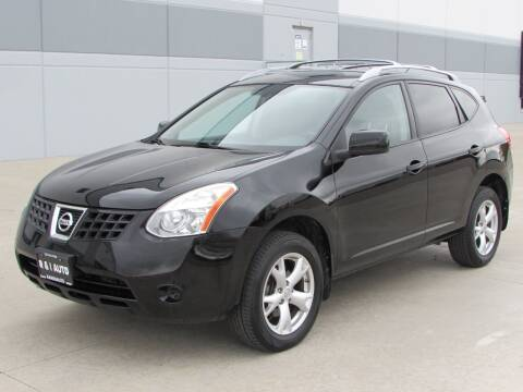 2009 Nissan Rogue for sale at R & I Auto in Lake Bluff IL