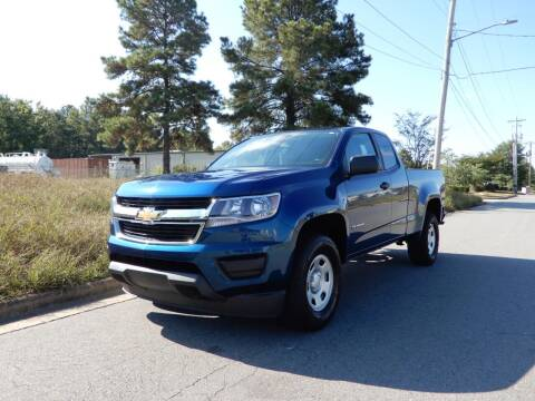 2019 Chevrolet Colorado for sale at United Traders Inc. in North Little Rock AR
