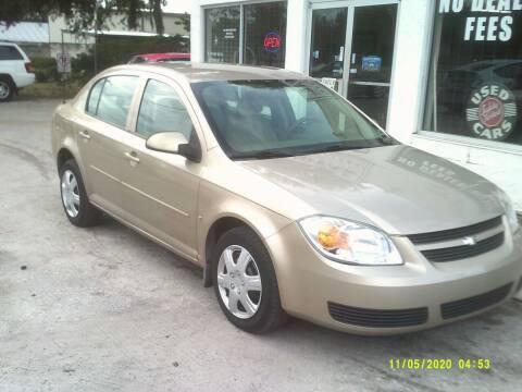 2007 Chevrolet Cobalt for sale at ROYAL MOTOR SALES LLC in Dover FL