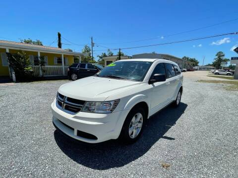 2013 Dodge Journey for sale at TOMI AUTOS, LLC in Panama City FL
