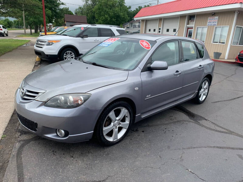 2005 Mazda MAZDA3 for sale at THE PATRIOT AUTO GROUP LLC in Elkhart IN