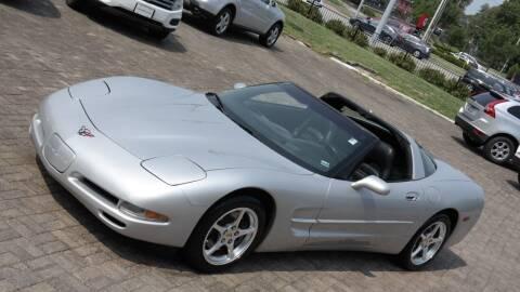 2000 Chevrolet Corvette for sale at Cars-KC LLC in Overland Park KS