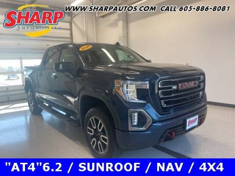 2020 GMC Sierra 1500 for sale at Sharp Automotive in Watertown SD