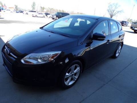 2014 Ford Focus for sale at Adams Auto Group Inc. in Charlotte NC