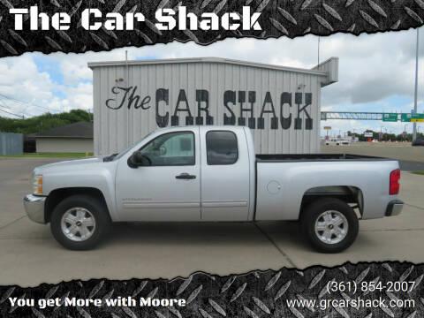 2012 Chevrolet Silverado 1500 for sale at The Car Shack in Corpus Christi TX