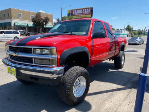 1997 Chevrolet C/K 1500 Series for sale at New Wave Auto Brokers & Sales in Denver CO
