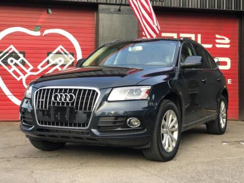 2015 Audi Q5 for sale at Apple Auto Sales Inc in Camillus NY