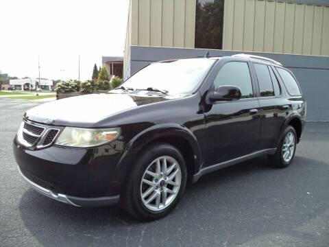 2007 Saab 9-7X for sale at Niewiek Auto Sales in Grand Rapids MI