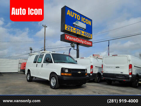 2014 Chevrolet Express Cargo for sale at Auto Icon in Houston TX