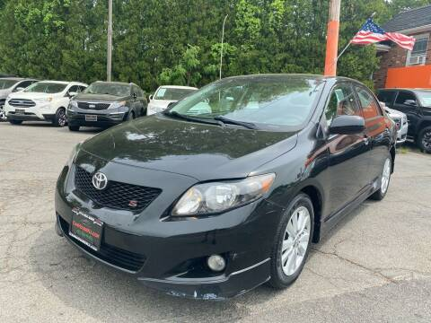 2010 Toyota Corolla for sale at The Car House in Butler NJ