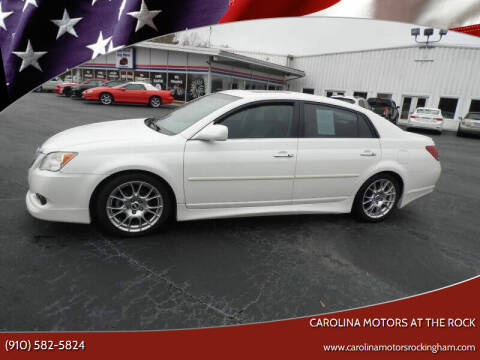 2008 Toyota Avalon for sale at Carolina Motors at the Rock - Carolina Motors-Thomasville in Thomasville NC