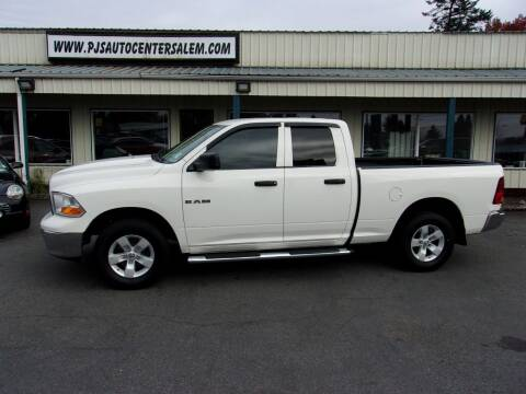 2009 Dodge Ram Pickup 1500 for sale at PJ's Auto Center in Salem OR