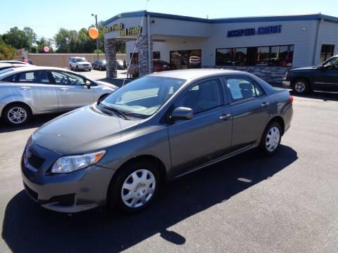 2009 Toyota Corolla for sale at KARS R US of Spartanburg LLC in Spartanburg SC