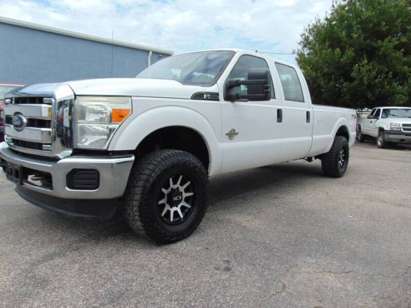 2012 Ford F-250 Super Duty for sale at Ratchet Motorsports in Gibsonton FL