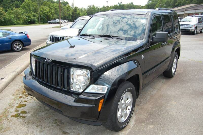 2012 Jeep Liberty for sale at Modern Motors - Thomasville INC in Thomasville NC