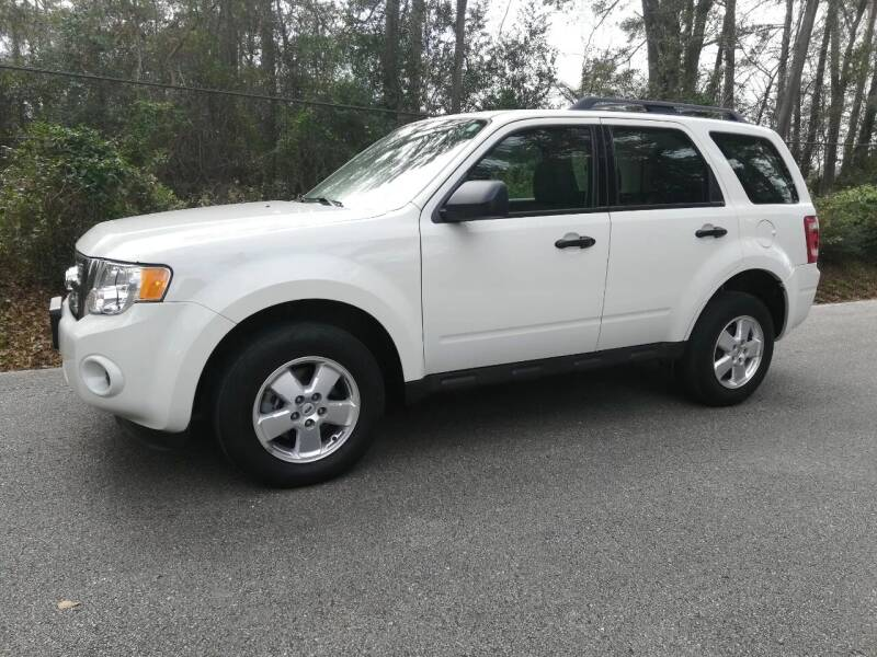 2012 Ford Escape for sale at Low Price Autos in Beaumont TX