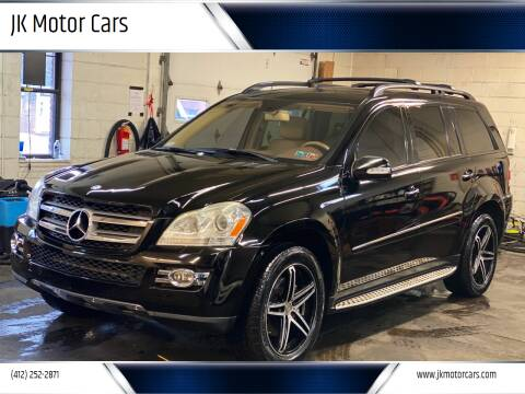 2008 Mercedes-Benz GL-Class for sale at JK Motor Cars in Pittsburgh PA