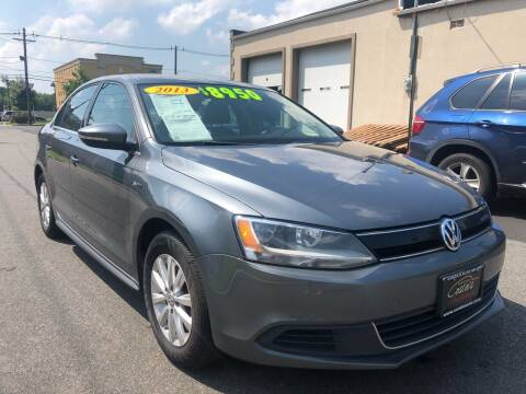 2013 Volkswagen Jetta for sale at Costas Auto Gallery in Rahway NJ