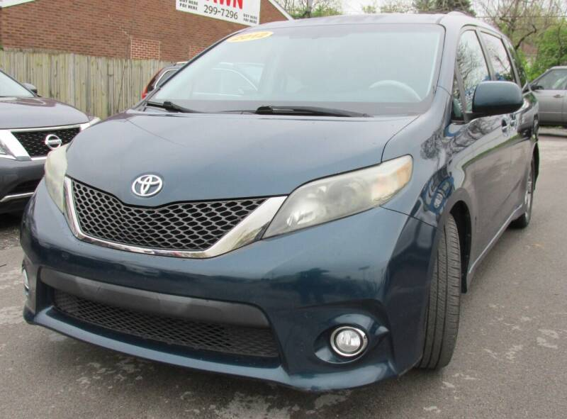 2012 Toyota Sienna for sale at Express Auto Sales in Lexington KY