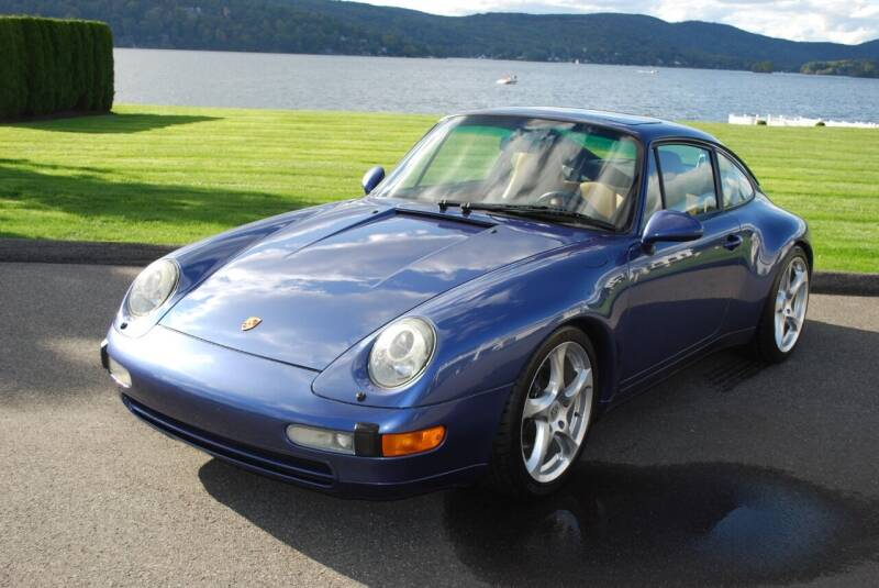 1997 Porsche 911 for sale at New Milford Motors in New Milford CT