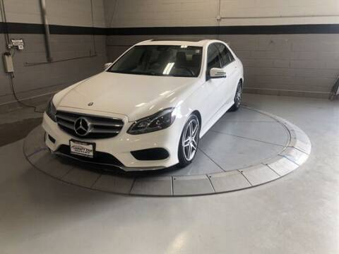 2014 Mercedes-Benz E-Class for sale at Luxury Car Outlet in West Chicago IL