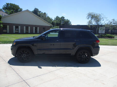 2018 Jeep Grand Cherokee for sale at Lease Car Sales 2 in Warrensville Heights OH