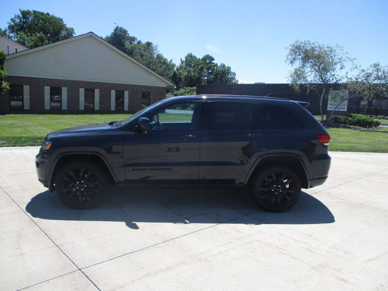 2018 Jeep Grand Cherokee for sale in Warrensville Heights, OH