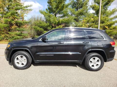 2016 Jeep Grand Cherokee for sale at Finish Line Auto Sales Inc. in Lapeer MI