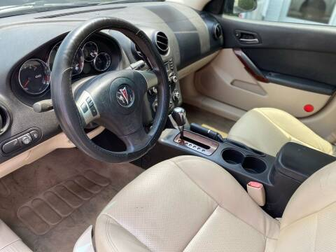 2007 Pontiac G6 for sale at Traditional Autos in Dallas TX