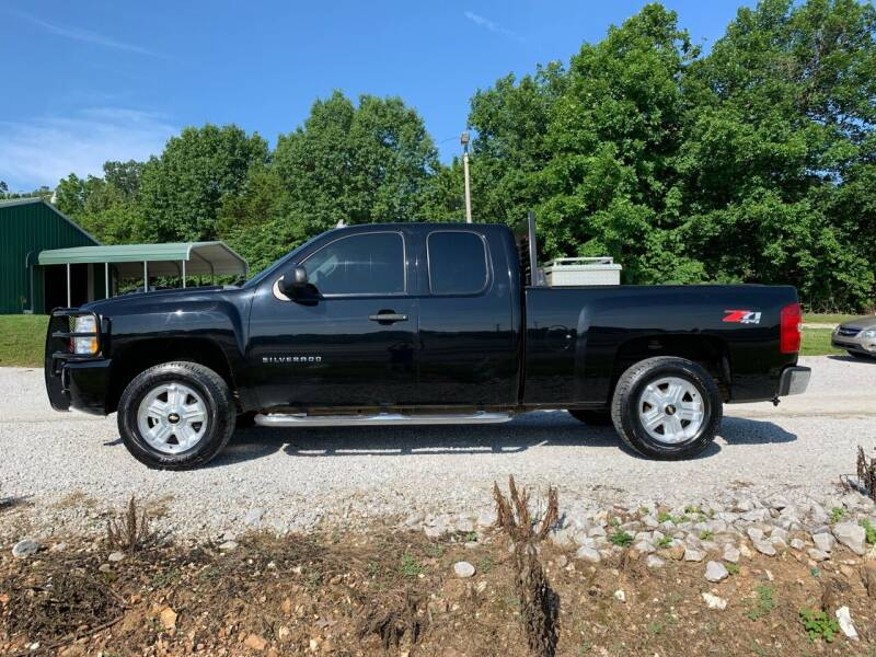 2010 Chevrolet Silverado 1500 for sale at Steve's Auto Sales in Harrison AR