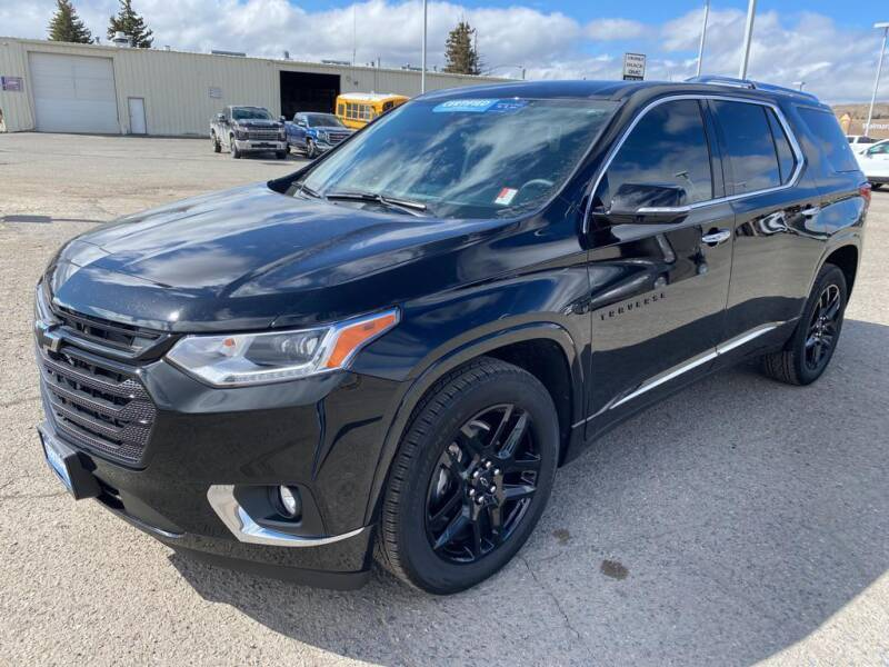 2019 Chevrolet Traverse for sale in Butte, MT