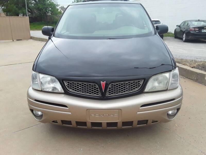 2002 Pontiac Montana for sale in Enid, OK