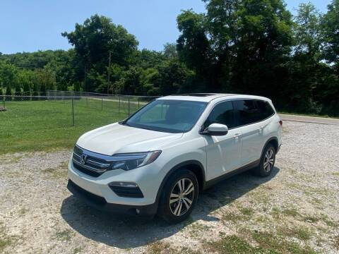 2016 Honda Pilot for sale at Tennessee Valley Wholesale Autos LLC in Huntsville AL