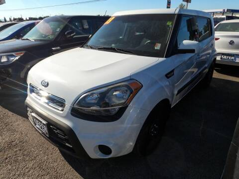 2013 Kia Soul for sale at Kiefer Nissan Budget Lot in Albany OR