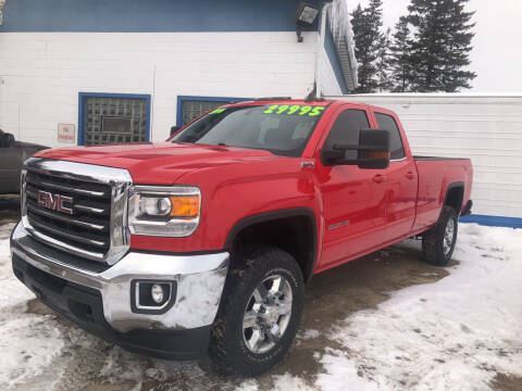2016 GMC Sierra 3500HD for sale at Don's Sport Cars in Hortonville WI