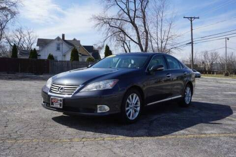 2010 Lexus ES 350 for sale at O T AUTO SALES in Chicago Heights IL