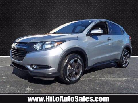 2018 Honda HR-V for sale at BuyFromAndy.com at Hi Lo Auto Sales in Frederick MD