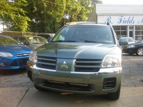 2005 Mitsubishi Endeavor for sale at B. Fields Motors, INC in Pittsburgh PA